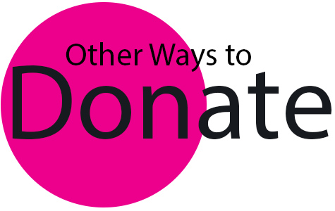 Other ways to Donate